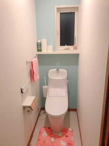 1階トイレ画像
